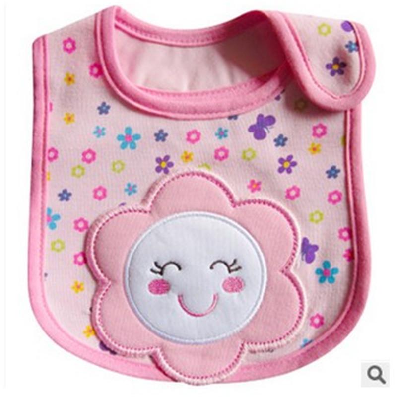 1pcs Newborn Baby Bibs Waterproof Bib Bandana Baberos Bibs For Kids
