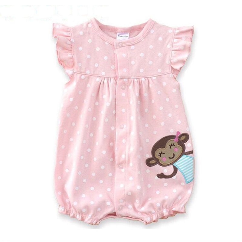 Unique Baby Clothes For Girls Magnificent Baby Rompers Baby Girls Clothing Cartoon Newborn Baby Clothes Roupas