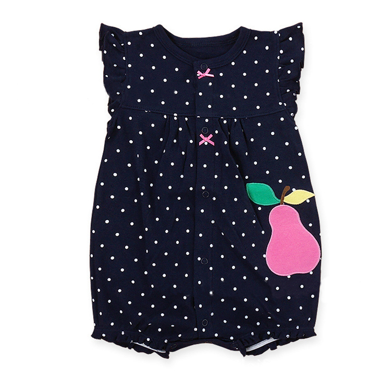 Baby Rompers Baby Girls Clothing Cartoon Newborn Baby Clothes Roupas