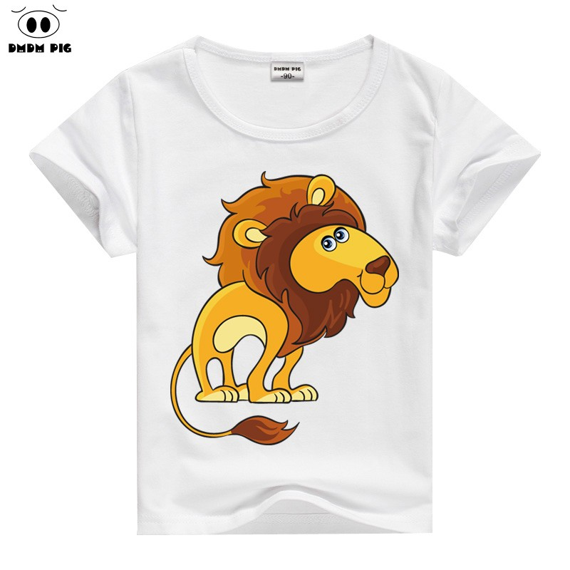 e42da69c96 Cotton Kids T-Shirt Children Summer Short Sleeve T-Shirts For Boys Girls  Clothes Toddler Tops