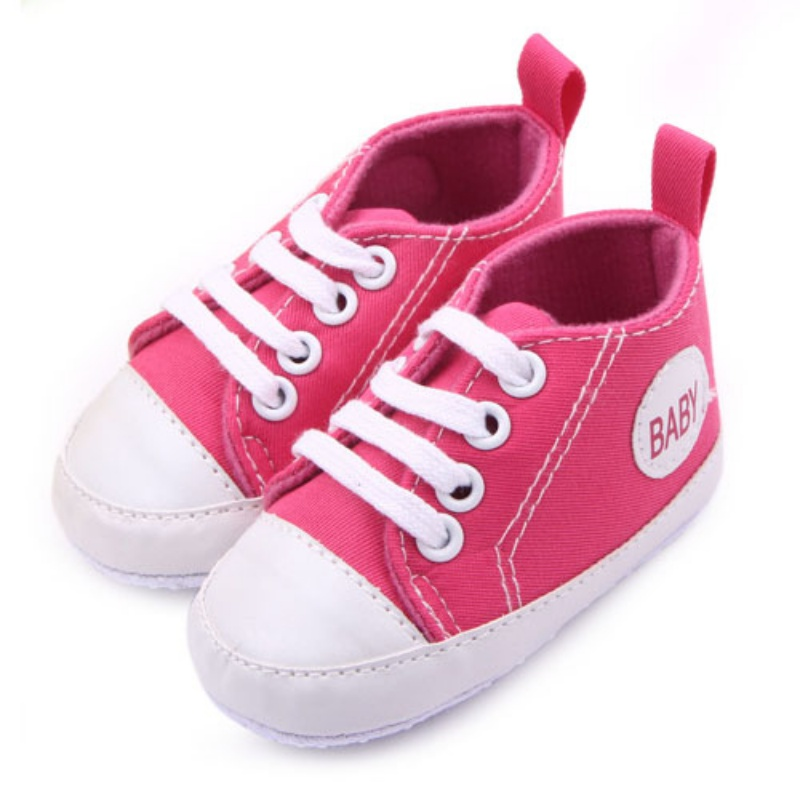 26260333cf Infant Newborn Baby Boy Girl Kid Soft Sole Shoes Sneaker Newborn 0 ...