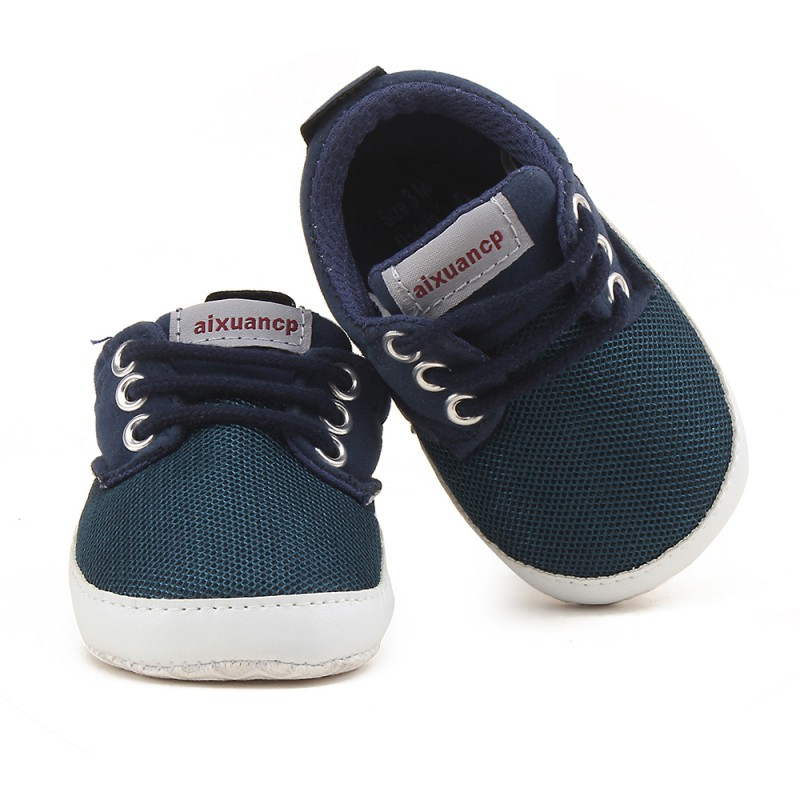 0a6221331a22 ... Newborn Baby Boy Shoes First Walkers Spring Autumn Soft Sole Shoes  Infant Canvas Crib Shoes 0-18 Months. 🔍. prev
